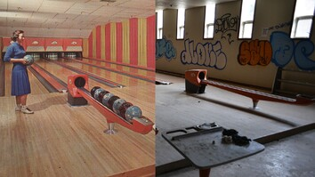 See the Creepy Remains of Abandoned American Resort Towns