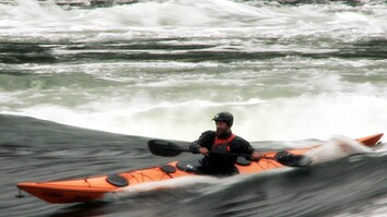 Sea Kayaking: A Different Kind of Race