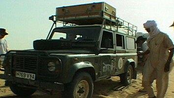 Niger's Dinosaur Graveyard