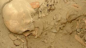 Hidden Tomb Reveals a Treasure Trove of Royal Remains