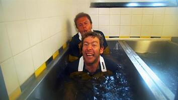 I Didn't Know That: Ice Bath for Healing