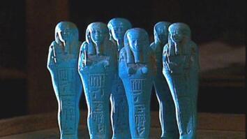 Egypt: Treasure Beneath My Home