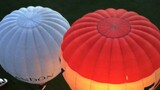 Ballooning over Melbourne