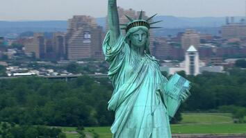 Lockdown on Liberty Island