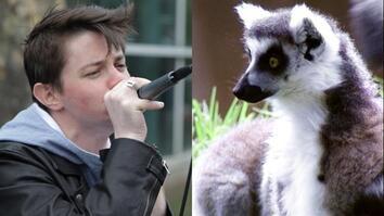 Lemur Sounds + Beatboxing = Sick Beats for Conservation