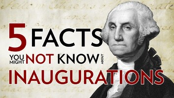 5 Surprising Facts About U.S. Presidential Inaugurations