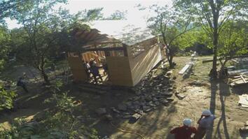 Building Wild: Carney's Cabin Timelapse