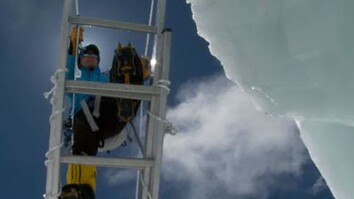 04/11/2009: Icefall Training