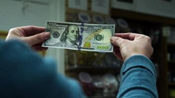 What's Inside Your Paper Money?