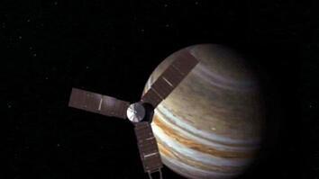 NASA Probe to Explore Jupiter