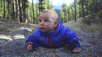 Watch Adorable Babies Go on a Hilarious High-Altitude Adventure