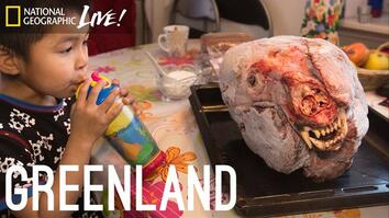 We Are What We Eat: Greenland