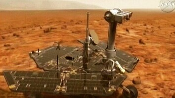 Stuck Mars Rover About to Die?