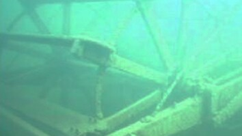 Rare Gold Rush Shipwreck Found