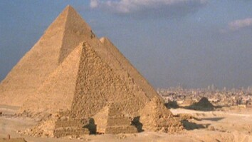 Destination: Egypt, Pyramids