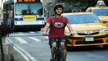 Could Biking in a City Be Bad for Your Health?