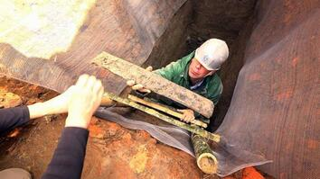 World's Earliest Buddhist Structure Uncovered