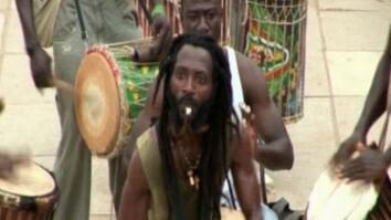 Drums And Dancers — Dakar
