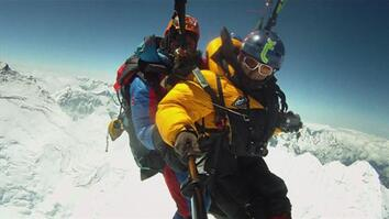 2012 Adventurers of the Year: Sano Babu Sunuwar & Lakpa Tsheri Sherpa