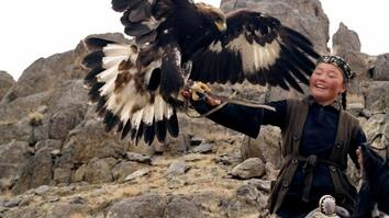 The Eagle Huntress (Trailer)