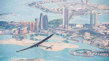 Swiss Pilots Complete Solar-Powered Flight Across the Pacific