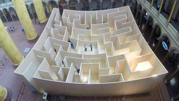 Mazes: Key to Brain Development?