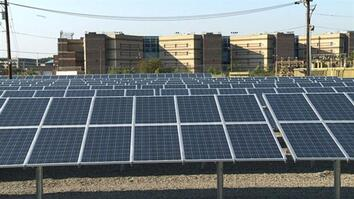 Toxic Land Generates Solar Energy