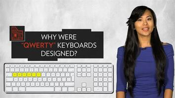 Do You Know Where the QWERTY Keyboard Came From?