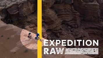 Climbers Try Biking, Wipeout Ensues