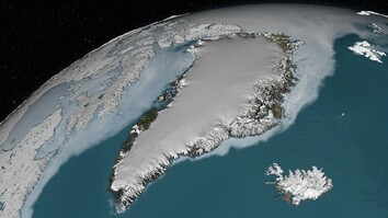 NASA Scientists Create First 3-D Model of Greenland Ice Sheet