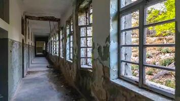 Get a Haunting Look at Croatia's Abandoned Island Prison