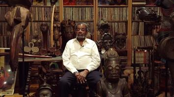 Living Among African Art: One Man's Life as a Collector