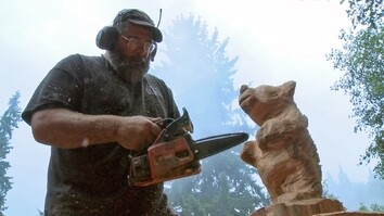 See How Chainsaw Art Keeps This Guy Out of Trouble