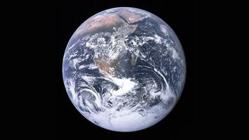 Generation X: Earth's First Selfie