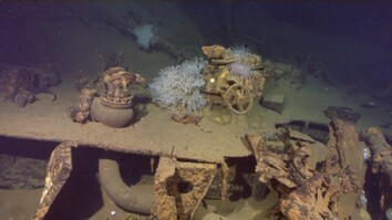 World War II Battleship Wreckage Discovered