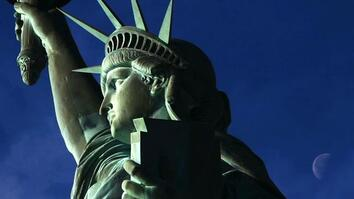 """What """"Lady Liberty"""" and Ellis Island Mean Today"""