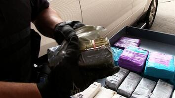 Cash Smuggling