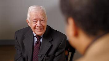 President Jimmy Carter on Science and Politics