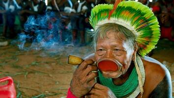 Martin Schoeller: Kayapo Warrior Tribe