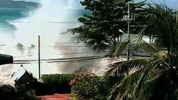 Tsunami Balcony