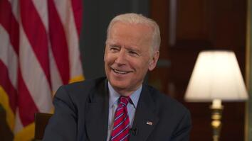 Vice President Biden Shares His Most Powerful Travel Memories