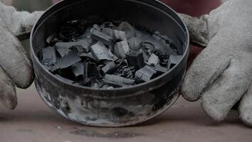 Doomsday Prepper Tips: Charcoal