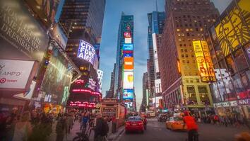 Take a Hyperlapse Trip Through Manhattan