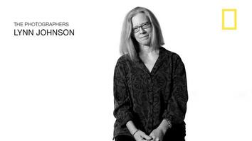 Lynn Johnson on the Heroic Nature of Humanity