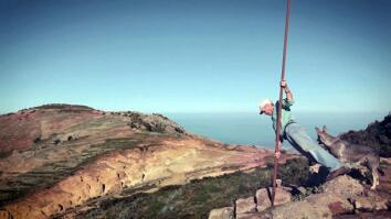 Leap Into the Canary Islands' Epic Folk Sport