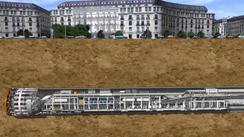 Why a Giant Machine Is Digging a Tunnel Under D.C.