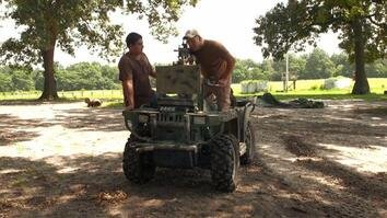 Prepper Build: ATV Tank