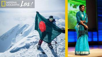 She Summited Each Continent's Highest Mountain to Empower Women
