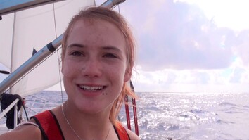 A 16-Year-Old Girl's Solo Sail Around the World
