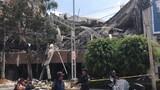 Powerful 7.1 Magnitude Earthquake Strikes Mexico